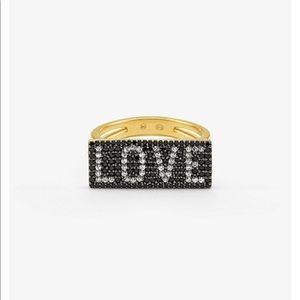 Michael Kors Stackable Ring Sz 6